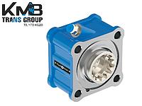 Коробка отбора мощности для КПП ZF 12S2300 TD/15.57-1.0