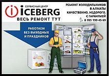 Ремонт промышленных холодильных камер в Алматы, фото 2