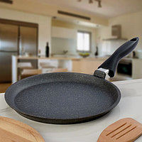 Cковорода блинная Мечта Granit Black 24 см