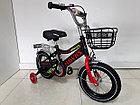Детский велосипед Hawks 12 колеса, фото 3