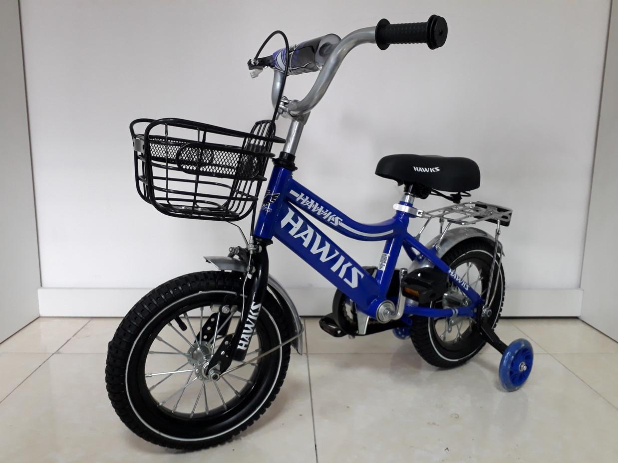 Детский велосипед Hawks 12 колеса