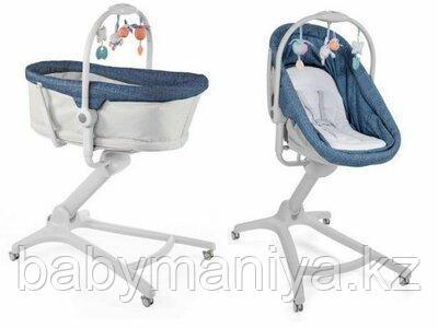 Кроватка-стульчик Chicco Baby Hug 4-в-1 Spectrum