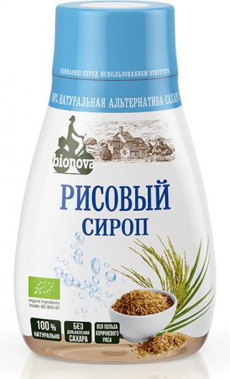 Сироп рисовый органический, 230 мл
