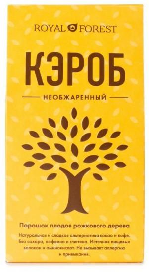 Кэроб необжаренный, 200 г