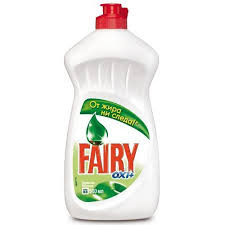 Жидкость для мытья посуды «Fairy» 0,5 л