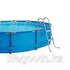 Лестница для бассейнов высотой борта до 84 см, Bestway 58430, фото 3