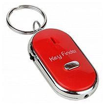 Брелок для поиска ключей Key Finder реагирующий на свист (Синий), фото 2