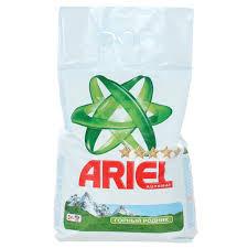 Стиральный порошок для автоматических машин «Ariel» 3 кг