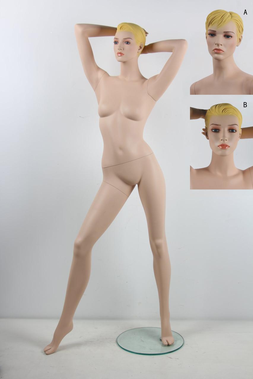Манекен женский 180см