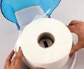 Туалетная бумага Джамбо (12 рулонов по 100 метров)