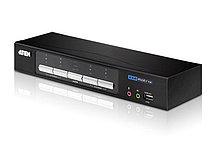 ATEN CM0264-AT-G Матричный переключатель аудио-видео 2x4 DVI-HD KVMP™