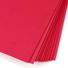 Фоамиран 50х50 см, толщина 2 мм, Красный