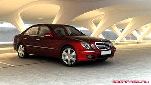 Mercedes-Benz E-Класс W211