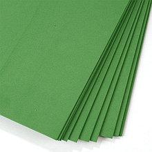 Фоамиран 50х50 см, толщина 2 мм,темно Зеленый