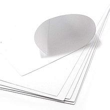 Фоамиран 50х50 см, толщина 2 мм,темно Белый