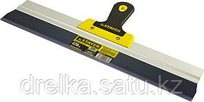 ProFlat фасадный шпатель анодированный 470 мм, 2к ручка, STAYER, фото 2