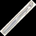 """1-о перая с правой спиральной заточкой и """"О""""-образным пером (для тверд. пластика и алюминия)"""