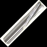 """2-х перая с левой плавной спиральной заточкой и """"О""""-образным пером"""