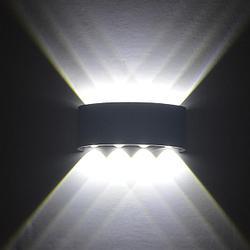 светильник светодиодный (фасадный светильник, настенный бра)