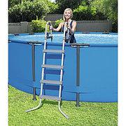 Лестница для бассейнов высотой борта 122 см, Bestway 58336