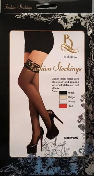 Чулки Fashion Stockings 2125 (44-48)