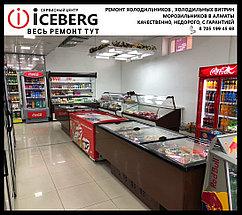 Ремонт холодильных витрин в Алматы