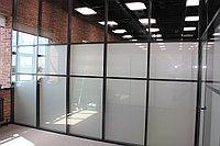 Перегородки из стекла для офисных и торговых помещений