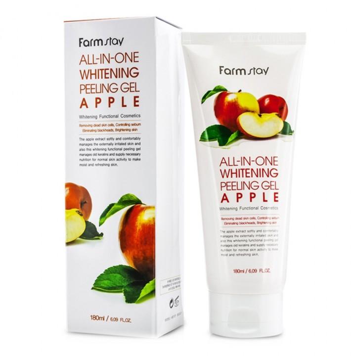 Пилинг-гель FARM STAY Apple 180g