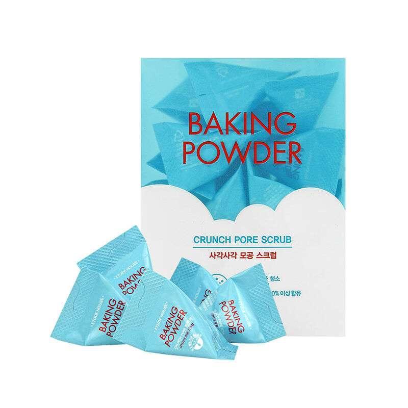 Скраб Baking powder crunch pore scrub (упаковка)