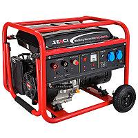 Сварочный электрогенератор бензиновый Senci SC-200A