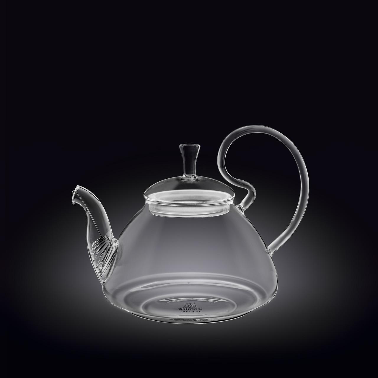 Чайник заварочный термостекло Thermo Glass Wilmax 600 мл