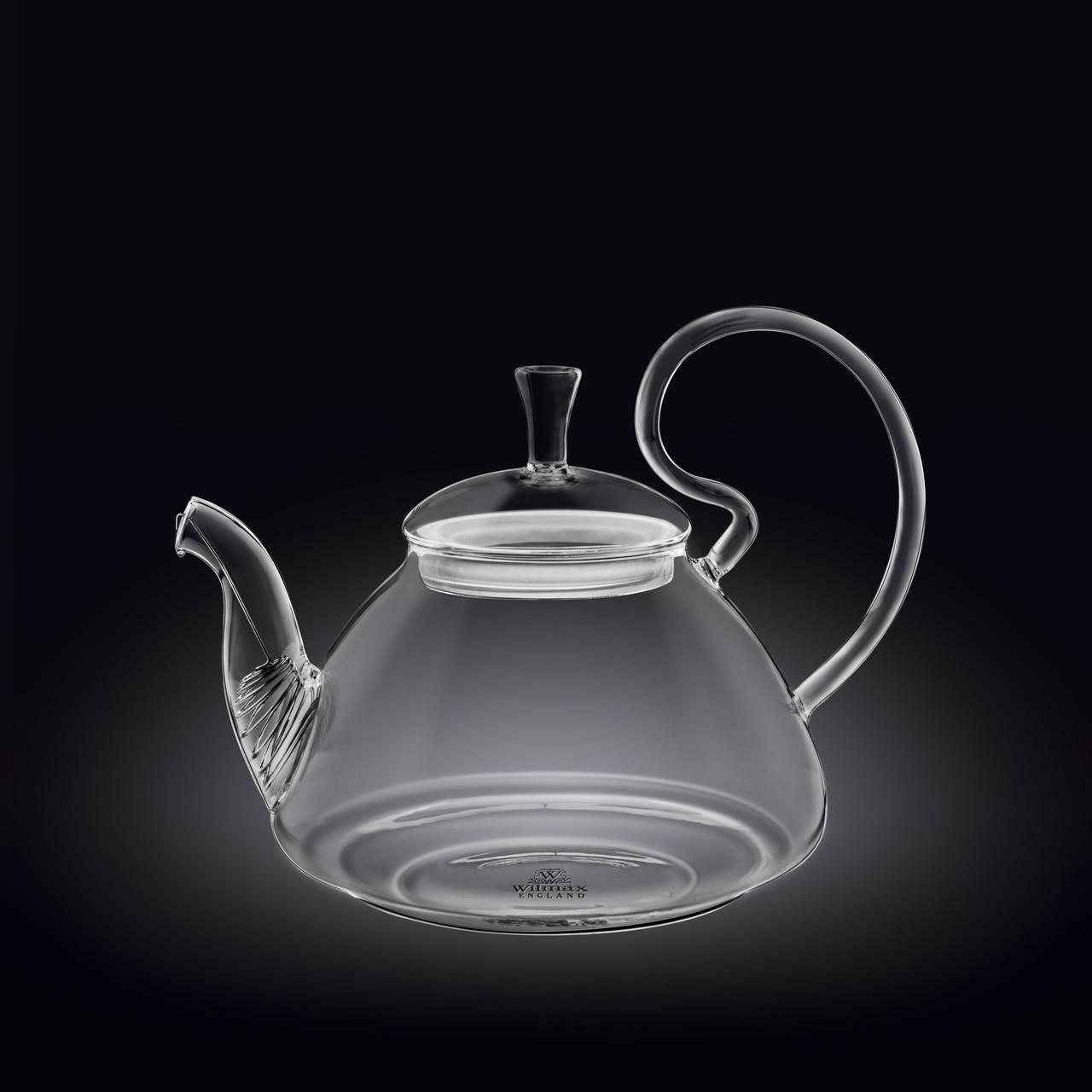 Чайник заварочный термостекло Thermo Glass Wilmax 800 мл