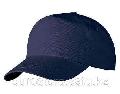Бейсболка СТАНДАРТ темно-синий для логотипа