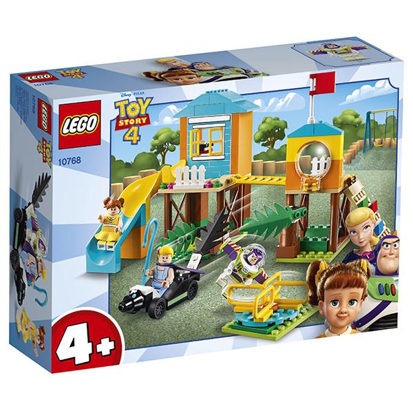 LEGO Juniors Лего Джуниорс История игрушек-4: Приключения Базза и Бо Пип на детской площадке