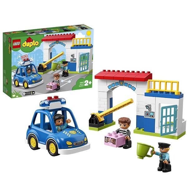 LEGO DUPLO  Конструктор Лего Дупло Полицейский участок