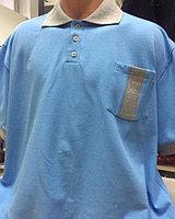 Рубашка-поло больших размеров , фото 1