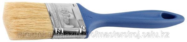 Кисть плоская UNIVERSAL с пластиковой ручкой 20 мм, серия PROFI, STAYER