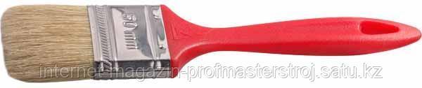 Кисть плоская UNIVERSAL с пластиковой ручкой 25 мм, серия EURO, STAYER