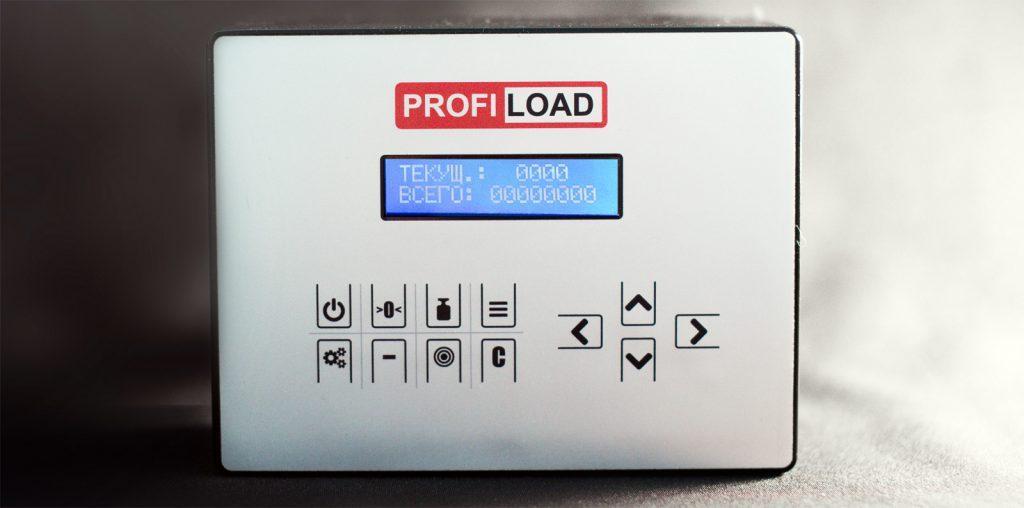 Бортовая система взвешивания PROFILOAD. - фото 1