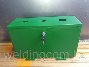 Контейнер для сбора батареек 450х300х150 мм