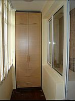Балкон шкаф  9