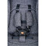 Коляска прогулочная Glamvers Go-Go с накидкой на ножки Серый / Grey, фото 8