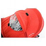 Коляска прогулочная Glamvers Bruno с накидкой на ножки Красный / Red, фото 2