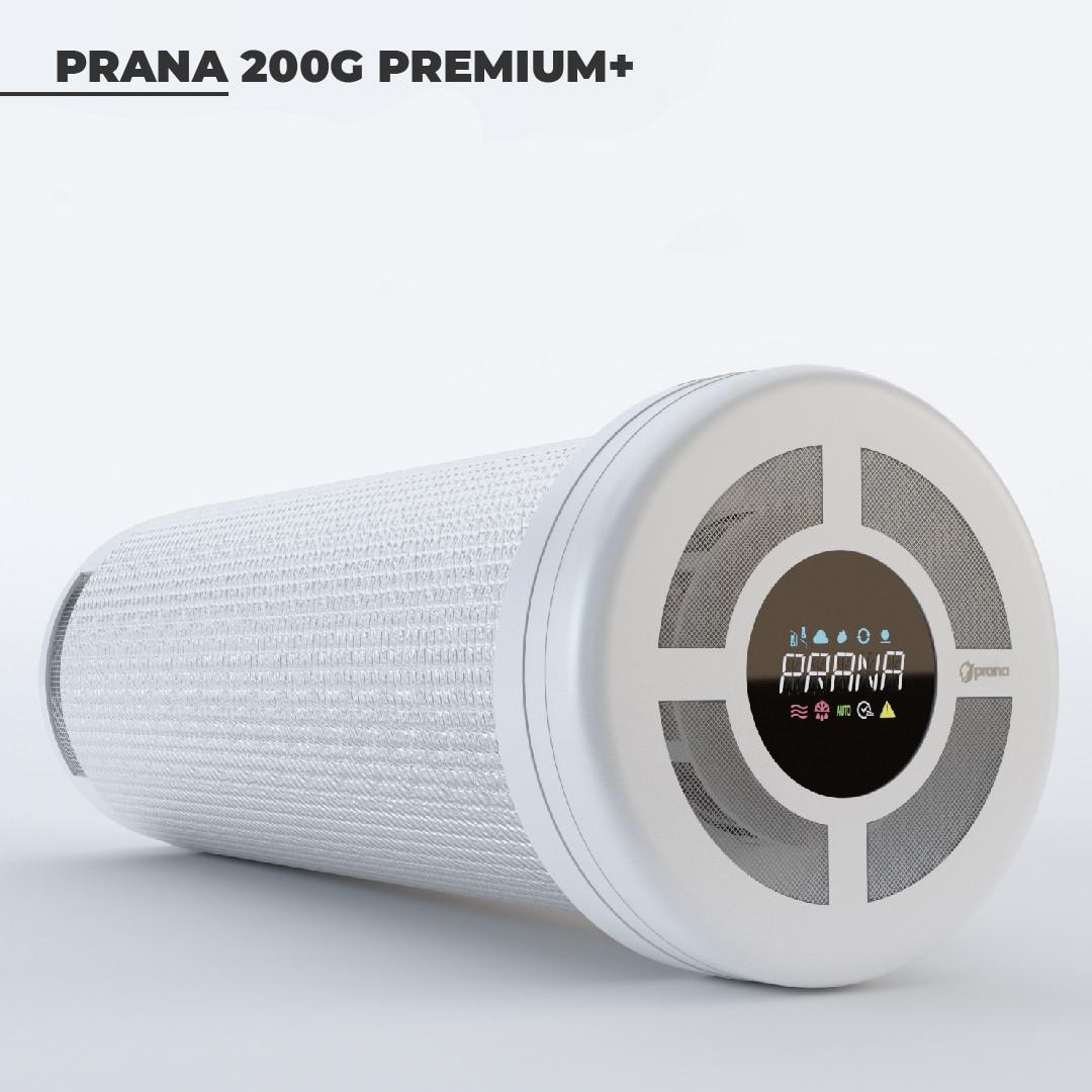 Рекуператор «PRANA-200G PREMIUM PLUS»