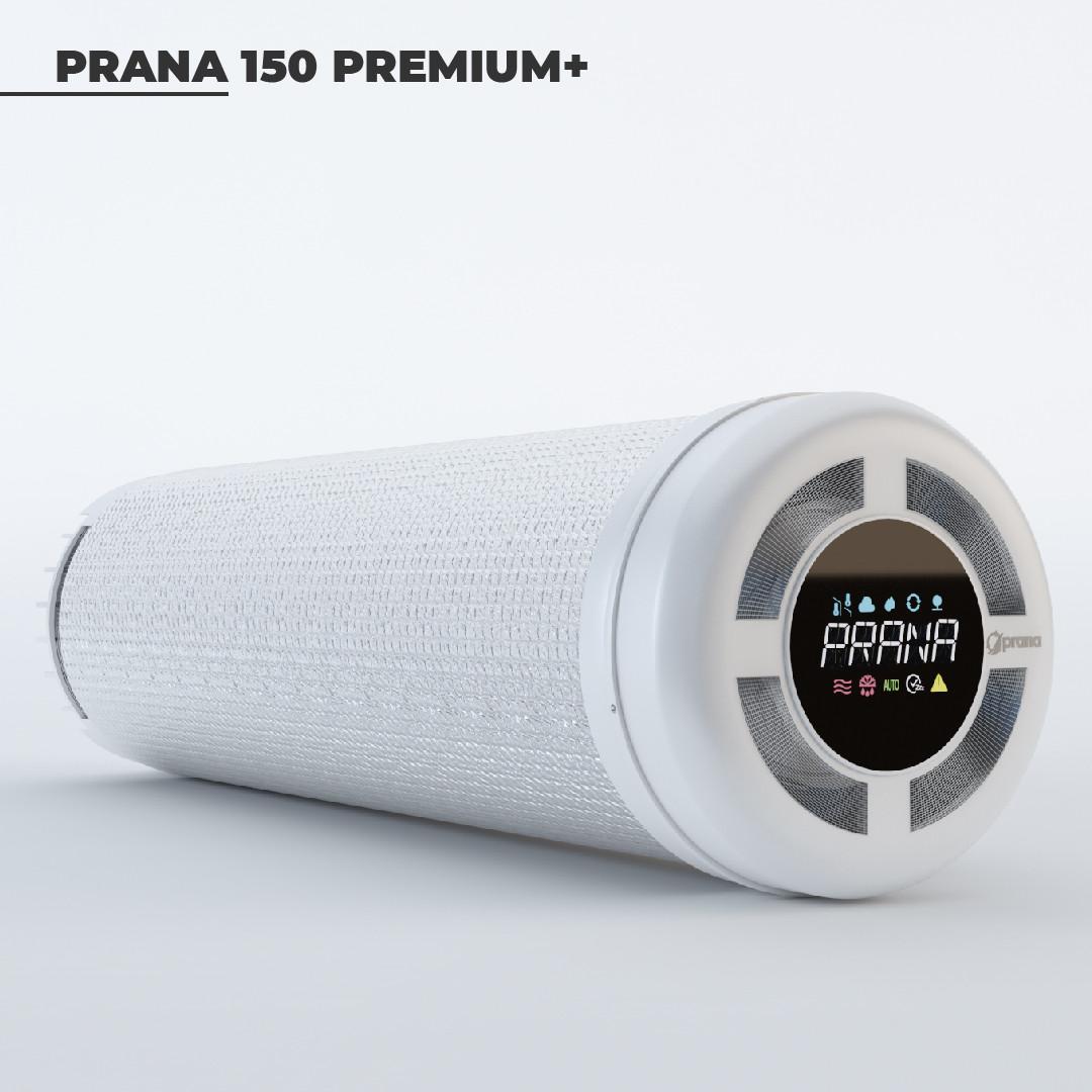 Рекуператор «PRANA-150 PREMIUM PLUS»