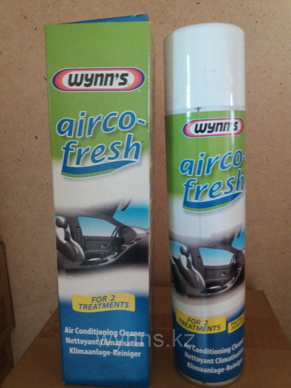 Средство для чистки автоондиционера Airco Fresh