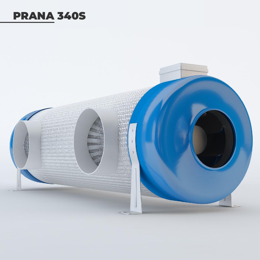 Рекуператор «PRANA-340S»