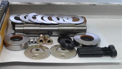Ремкомплект цапфы (шкворни) F2000, 880410100/RK81442050057