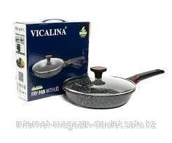 Сковородка с каменным покрытием VICALINA 24 см