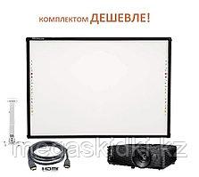 Интерактивный комплект PROboard P82 + Optoma S334e